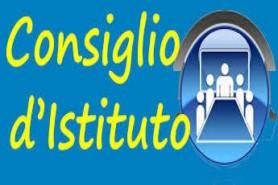 Convocazione Consiglio d'Istituto