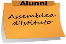 Assemblea d'Istituto – 21 Febbraio