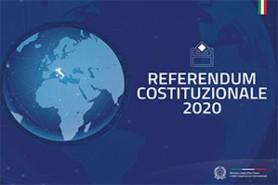 Referendum Costituzionale 20 e 21