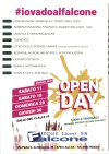 #iovadoalfalcone OPEN DAY
